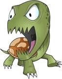 Tortuga del zombi Fotos de archivo libres de regalías