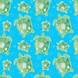 Tortuga inconsútil Libre Illustration