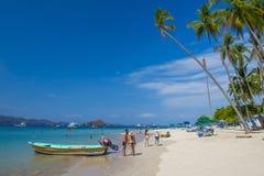 Tortuga Island , Costa Rica Stock Photography
