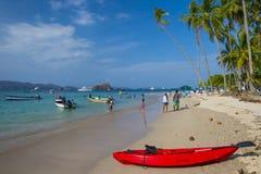 Tortuga Island , Costa Rica Stock Photos