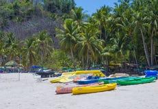 Tortuga Island , Costa Rica Stock Photo