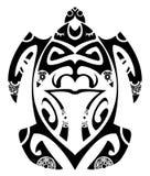 Tortuga maorí Foto de archivo