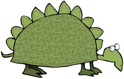 Tortuga prehistórica libre illustration