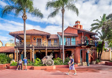 Tortuga Tavern in Magic Kingdom Stock Image