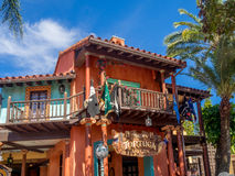 Tortuga Tavern in Magic Kingdom Stock Photo