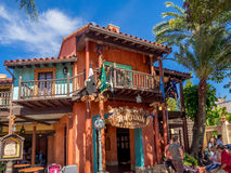 Tortuga Tavern in Magic Kingdom Royalty Free Stock Photos