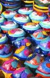 Tortugas pintadas Imagen de archivo