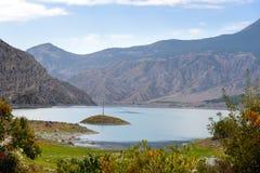 Tortum Lake. Erzurum province, Turkey Stock Photography