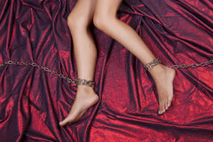 Tortura sessuale Fotografia Stock Libera da Diritti