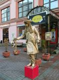 Torture Museum (Arbat Street, Moscow, Russia) Royalty Free Stock Photography