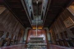 Tortury Hall Zdjęcia Stock