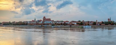 """ToruÅ"""", Kuyavian-Pomeranian Voivodeship in Poland. Toruń, Kuyavian-Pomeranian Voivodeship in Poland.Torun is one of the oldest cities in Poland, with the royalty free stock images"""