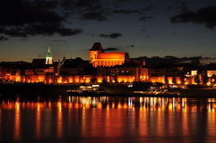 Toruń royalty free stock photography