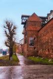 2017 10 20 Toruński Polska, Stary Targowy kwadrat w Toruńskim Toruńscy są starzy miasta w Polska, miejsce narodzin astronom Nicol Obraz Stock