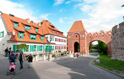 Torum, Polonia Fotografie Stock Libere da Diritti