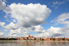 Torun Royalty Free Stock Photo