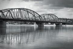Torun bridge Royalty Free Stock Photo