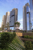 Torun Center-Geschäftskomplex in Mecidiyekoy, Istanbul Lizenzfreie Stockfotografie