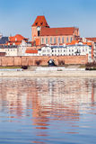 Torun - Old City Royalty Free Stock Photos