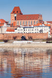 Torun - Old City Stock Photography