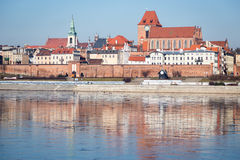 Torun - Old City Stock Photo