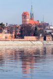 Torun - Old City Royalty Free Stock Image