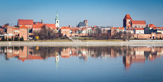 Torun - Old City Stock Images