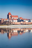 Torun - Old City Royalty Free Stock Images