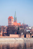 Torun - Old City Royalty Free Stock Photography