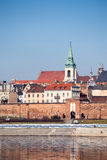 Torun - Old City Royalty Free Stock Photography