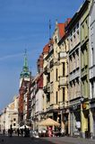 Torun Old Town, Poland Royalty Free Stock Photography