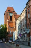Torun old town, Poland. Stock Photos