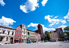 Torun, Poland Royalty Free Stock Photo