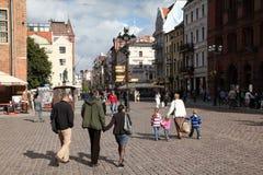 Torun, Poland Stock Photos