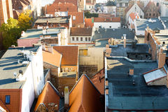 Torun in Poland Royalty Free Stock Photo