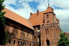 Torun, Poland:1489 Burgher's Hall Stock Photo