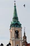 Torun.Poland. Poland.The City Of Torun.The birthplace of the Polish mathematician Copernicus Stock Photos