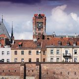 Torun Royalty Free Stock Photos