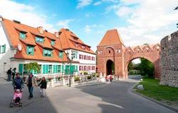 Torun, Polen lizenzfreie stockfotos
