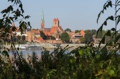 Torun, Polen Royalty-vrije Stock Fotografie