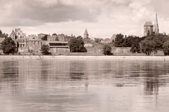 Torun, Pologne Photo stock