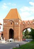 Torun, Polonia fotografía de archivo