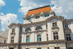 Torun is vermeld onder de Unesco-Plaatsen van de Werelderfenis stock afbeeldingen
