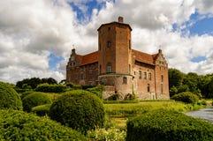 Torup城堡2 skane瑞典 库存图片