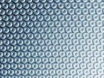 torus för modell för metall för bakgrundseffekt blank Royaltyfri Fotografi