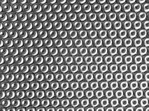 torus för modell för metall för bakgrundseffekt blank Royaltyfri Bild