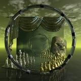 Torus - Spiel Stock Abbildung