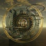 Torus - Sun lizenzfreie abbildung