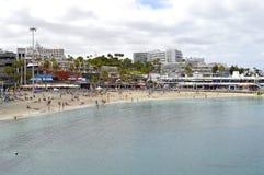 Torviscas eine Küstenstadt in Costa Adeje Tenerife Stockfotos