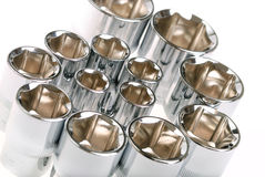 Torx socket set Royalty Free Stock Photos